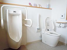 化粧室(トイレ)